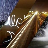 Por Dudu Rocha-Fotografia noturna e longa exposição.