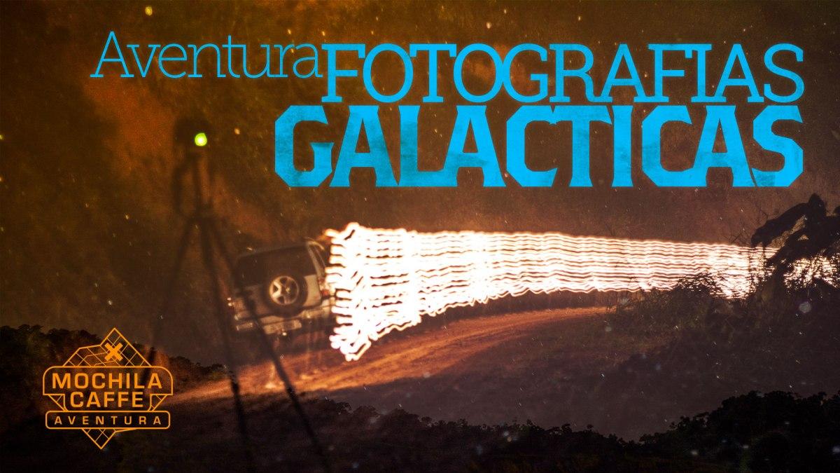 Aventura Noturna - Foto longa exposição