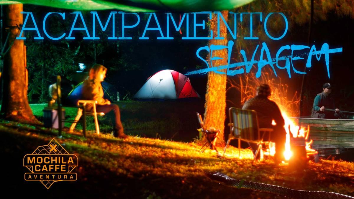 Por que acampar? #inspire-se