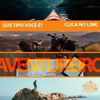 Você é aventureiro?